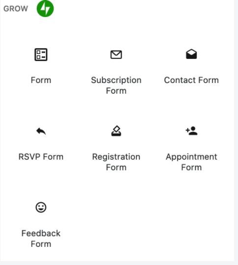 Subscription Form