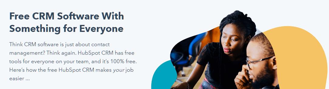 HubSpot's Free CRM Software